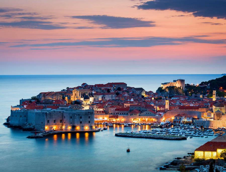 Chorwacja, Dubrownik