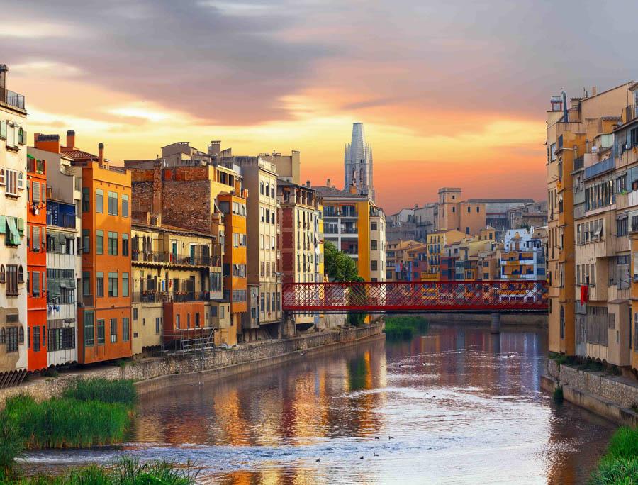 Недвижимость в испании жирона